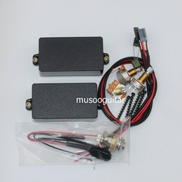 Wholesale Artec Humbucker Active Pickups With Complete Wiring Setup HMDC135