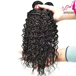 Wholesale Hair Products 7a Brazilian Deep Curly Wave Virgin Hair Bundle Extensions unprocessed Dyeable Brazilian virgin hair Remy Deep weave