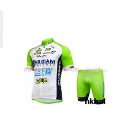 Wholesale 2015 best Csf Team Cycling Jersey short sleeve ropa ciclismo bardiani Clothes csf bike jersey rts Kits bike bicycle men sportswear mtb