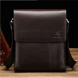 Wholesale-Free shipping !!! 2015 Men's Genuine leather shoulder bag Messenger bag bag business casual cowhide