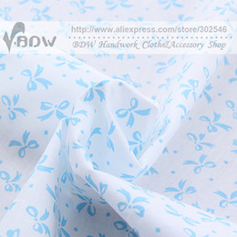 Wholesale 100 cotton fabric sewn curtains Hotel patchwork quilting cloth flowers TildaCartoon dragonfly half meter cm