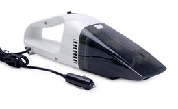 20PCS 60W High Power Car Vacuum Cleaner With A Portable 12V Tuba Car Portable Wet And Dry Vacuum Cleaner Car