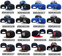 Promotion snapbacks pas cher retour Toutes les équipes de base-ball des Yankees snapbacks Caps bas prix Chapeaux Snap Back Caps Dodgers Haute Qualité Sport Caps Hip Hop Summer Hats Caps Ordre Mix