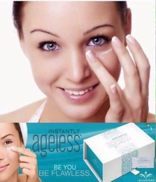 Wholesale Hot Instantly Ageless Face lift serum Jeunesse Sachets pcsageness beauty Anti Wrinkle Anti Aging Cream eliminate eye bas sachet