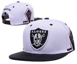 Wholesale New Fashion Raiders baseball Caps Adjustable Snapback Unisex hip hop all teams truck hats