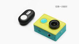 Wholesale IN STOCK Original Xiaomi Yi Camera monopod Bluetooth Remote Controller Bluetooth Shutter for Xiaomi Yi Action Camera selfie stick