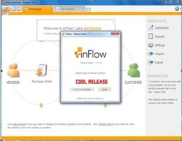 Wholesale Profit Invoicing enterprise management software Inflow Inventory Premium v2 Premium Edition