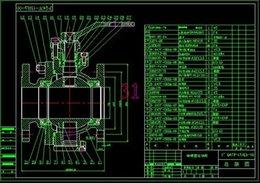 Wholesale Normal shut off valve American standard type Lb2500 drawings Full Machining drawings