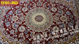Wholesale Blended carpet Big size Persian carpet living room coffee table carpet squar ground mat home decoration
