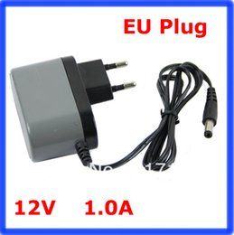 car Free Shipping AC 100-240V to DC 12V 1.0A Switching Adapter Power Supply Converter EU Plug New Hot order<$18no track