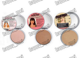 Wholesale ePacket New Makeup Face Betty Lou Manizer Cindy Lou Manizer Mary Lou Manizer Bronzers Eyeshadow Powder Combined g