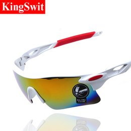 Wholesale 2016 Fashion Cycling Bike Sports Sunglasses for Bicycle Outdoor Eyewears Goggle Brand Designer Half Frame Sunglasses for Men and Women