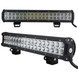 17INCH 108W LED WORK LIGHT BAR FLOOD& SPOT COMBO BEAM ATV OFFROAD UTE 4X4 CREE LED LIGHT BAR 10-30V