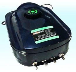 Wholesale 8W L Hr Air Pump For Tank Aquarium Outlets Fully Adjustable Flow Rate Mini vacuum suction sucking chips bga reballing kit