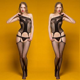 Wholesale w1031 New Women Black Dress Underwear Babydoll Sheer Sleepwear Sexy Lingerie