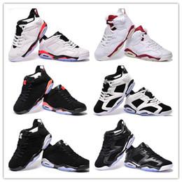 Lumières bottes en Ligne-2015 nouveau Popular Air J6 Athletics Hommes Basketball Chaussures, Discount Cheap Outdoor Hommes Light Runing Sports Bottes, de haute qualité de formation Sneakers