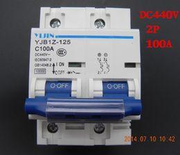 Wholesale 2014 New P A DC440V MCB Solar energy Photovoltaic PV DC Circuit Breaker