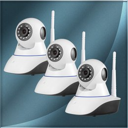 3pcs lot Golden Security IP Camera Wireless Wifi HD 720P Infrared Night Vision For Smart Home CCTV Security Camera