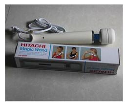 Wholesale Hitachi Magic Wand Massager AV Vibrator Massager Personal Full Body Massager HV R Electric Massagers US EU AU UK Plug UL Approve DHL