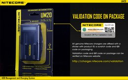 Wholesale Nitecore UM20 USB Management and Charging System COMPATIBLE WITH Li ion IMR battery