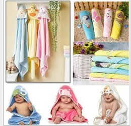 Wholesale Baby sleeping bag baby swaddle Baby blanket air conditioning baby bath towel