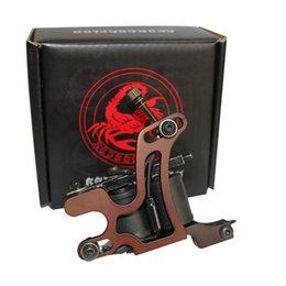 Wholesale Best Tattoo Machine Handmade Tattoo Gun For Tattoo Supply Shader pc