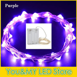 Edison2011 4M LED Copper Wire String Fairy Lights Irregular Battery Operated Christmas Holiday Wedding Party Decoration Lights