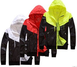 Wholesale Fashion Womens Baseball Jacket College Casual Sport Varsity Coat Sports Jackets Windbreaker Pocket Zips into Bag Jacket COAT SIZE Large