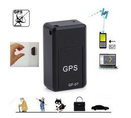 Wholesale Mini GPS Intelligent locator GF Voice Callback recording remote tracking GSM SIM SPY Moniter Tracker Vehicle listening Tracking Device