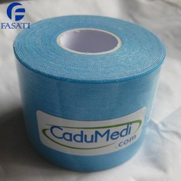 Wholesale 400pcs cm m elastic tape sports bandage color tape roll kinesiology tape kinesio sports tape medical dressings health care