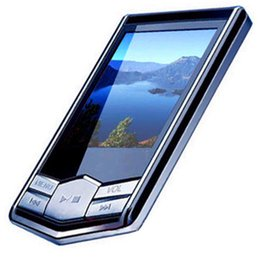 Wholesale 16GB Slim inch LCD Mini mp3 Mp4 Player With FM radio and Video Music Player