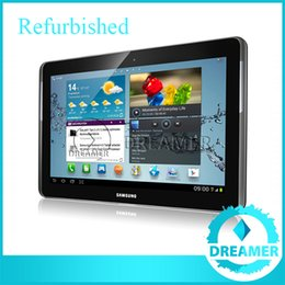 Wholesale Original Refurbished Galaxy Samsung Tab Tablets inch P5110 Dual Core GHz Resolution GB RAM Andriod4