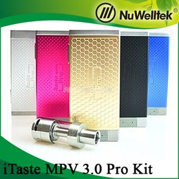 Wholesale Innokin iTaste MVP Pro kit Innokin iTaste MVP Pro kit Original Innokin iTaste MVP Pro kit