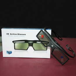 Wholesale G15 DLP D Active Shutter Glasses Hz for LG BENQ ACER SHARP DLP Link D Projector V849