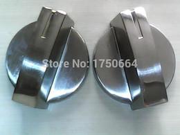 Fire control knob Metal knob and gas stove switch knob cap Kitchen appliances knob