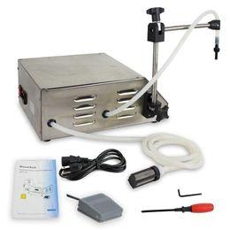 Wholesale ml GFK Small Portable Auto Digital Small Bottle Liquid Filling Machine