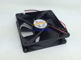 Y.S Tech FD129225MB 9CM 9225 dual ball bearing 2-wire power supply axial cooling fan
