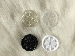 100 pcs  lot freeshipping ,Wholesale supply invisible buttons shirt hidden-interlocking snap button lift buttons clothing accessories