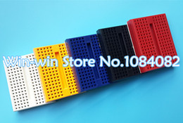 Wholesale SYB Mini Solderless Prototype Experiment Test Breadboard Tie points mm