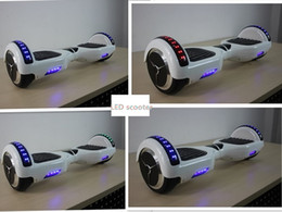 Fashion Bluetooth Self Electric Scooter Bluetooth Self Balancing Electric Scooter Smart Hover Board Unicycle Two Wheels Balance Scooters