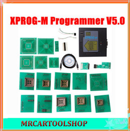 Wholesale best quality New Metal Model XPROG M xprog xprog m Programmer V5 ECU Chip Tunning XPROG M Programmer V5
