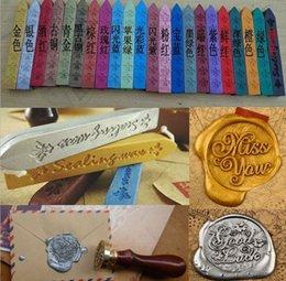 Wholesale-Wholesale Sealing wax,Restore ancient ways sealing wax, seal article wax, Mixed color , Free Shipping