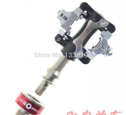 Wholesale original Genuine wellGo QRD W01 quick detachable mountain bike lock pedal mountain lock step mountain foot