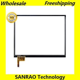 Wholesale-10pcs Touch LCD Screen For Nintendo DSi