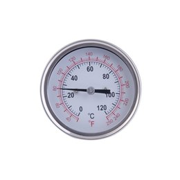 Stainless Steel BBQ Thermometer industrial thermometer for a Moonshine Still Condenser Brew Pot Temperature Instruments