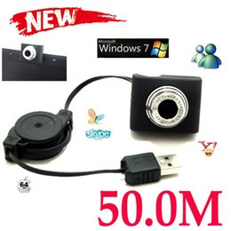 Wholesale USB M Mini PC Camera HD Webcam Camera Web Cam for Laptop without Retail Package