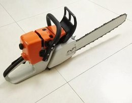 Wholesale orange color MS361 cc kw with quot bar gasoline chainsaw made in china good quality
