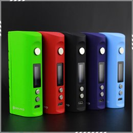 Wholesale Dovpo Punisher Mod W Mini TC Box Mod Electronic Cigarette With Short Circuit Protection and Low Voltage Protection DHL Free