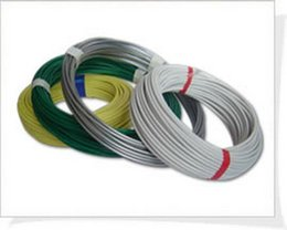 low price PVC Coated Wire (good quality and competitive price) Free sample factory since 1998
