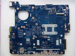 Wholesale for Asus K53U X53U Laptop Motherboard E450 AMD CPU PBL60 LA P board screw board wireless